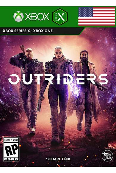 Outriders (USA) (Xbox One / Series X|S)