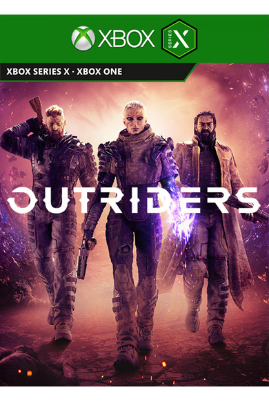 Outriders (Xbox Series X)
