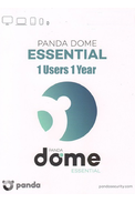 Panda Dome Essential - 1 User 1 Year