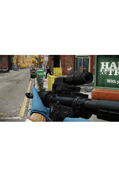 PAYDAY 2: Cartel Optics Mod Pack (DLC)