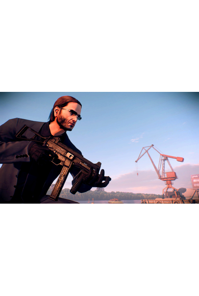 PAYDAY 2: John Wick Weapon Pack (DLC)