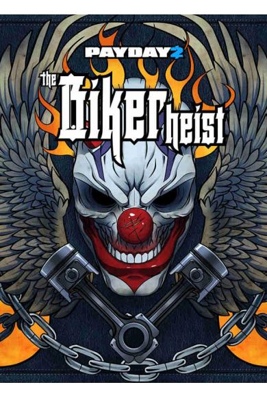 PAYDAY 2: The Biker Heist (DLC)