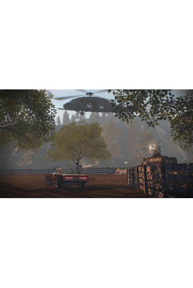 PAYDAY 2: The Goat Simulator Heist (DLC)