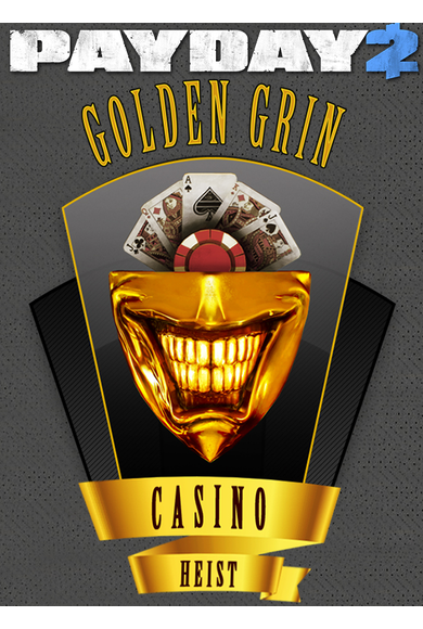 PAYDAY 2: The Golden Grin Casino Heist (DLC)