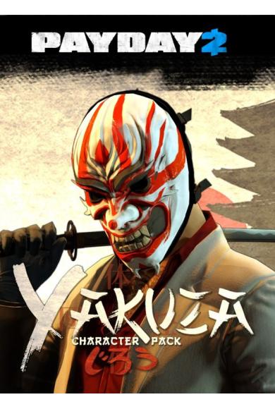 PAYDAY 2: Yakuza Character Pack (DLC)