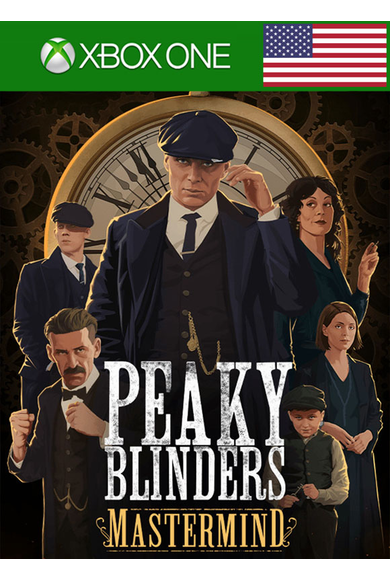 Peaky Blinders: Mastermind (USA) (Xbox One)
