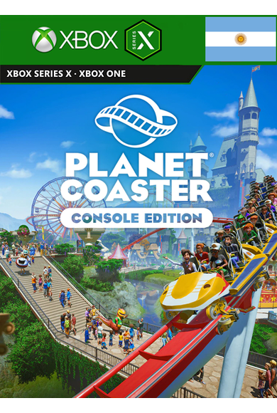 Planet Coaster - Console Edition (Argentina) (Xbox One / Series X|S)
