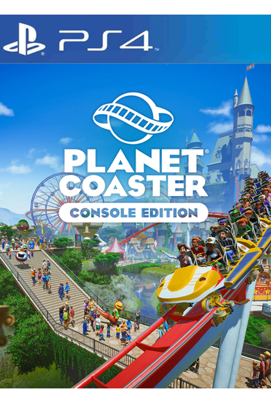 Planet Coaster - Console Edition (PS4)