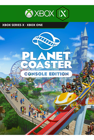 Planet Coaster - Console Edition (Xbox One / Series X|S)