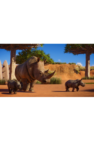 Planet Zoo: Africa Pack (DLC)