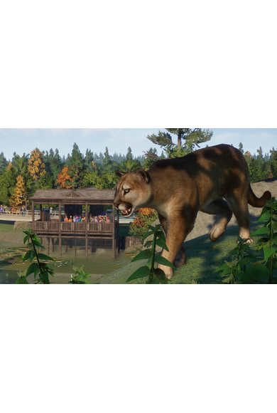 Planet Zoo: North America Animal Pack (DLC)