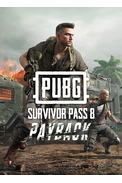 Playerunknown's Battlegrounds (PUBG): Survivor Pass 8 - Payback (DLC)