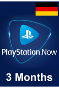 PSN - PlayStation NOW - 3 months (GERMANY) Subscription