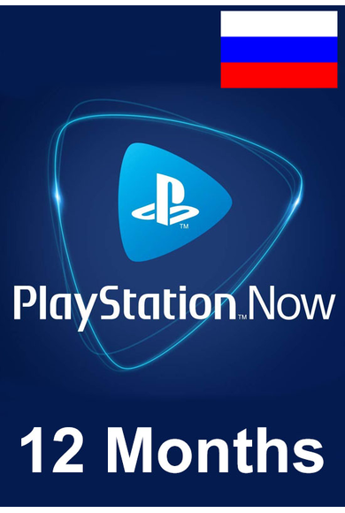 PSN - PlayStation NOW - 12 months (Russia - RU/CIS) Subscription