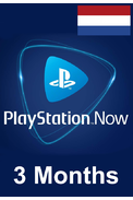 PSN - PlayStation NOW - 3 months (Netherlands) Subscription