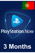 PSN - PlayStation NOW - 3 months (Portugal) Subscription