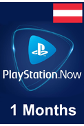 PSN - PlayStation NOW - 1 month (Austria) Subscription