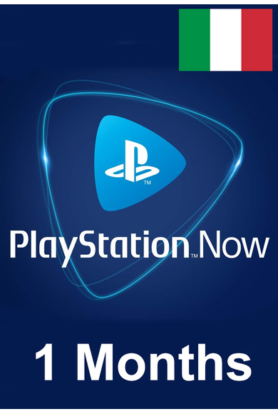 PSN - PlayStation NOW - 30 days (Italy) Subscription