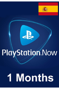 PSN - PlayStation NOW - 30 days (SPAIN) Subscription