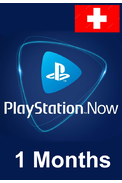 PSN - PlayStation NOW - 30 days (Switzerland) Subscription