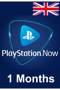 PSN - PlayStation NOW - 30 days (UK) Subscription