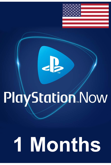 PSN - PlayStation NOW - 30 days (USA) Subscription