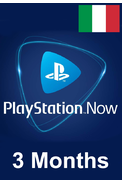 PSN - PlayStation NOW - 90 days (Italy) Subscription