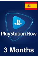 PSN - PlayStation NOW - 90 days (SPAIN) Subscription