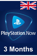 PSN - PlayStation NOW - 90 days (UK) Subscription