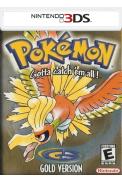 Pokemon Gold Version (3DS)