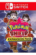 Pokemon Shield: Expansion Pass (Switch)