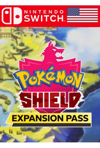 Pokemon Shield: Expansion Pass (USA) (Switch)