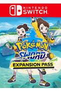 Pokemon Sword: Expansion Pass (Switch)