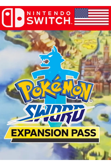 Pokemon Sword: Expansion Pass (USA) (Switch)