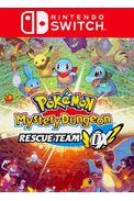 Pokemon Mystery Dungeon: Rescue Team DX (Switch)