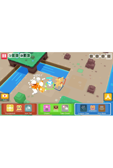 Pokemon Quest - Stay Strong Stone (DLC) (Switch)