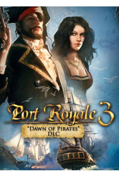 Port Royale 3: Dawn of Pirates (DLC)