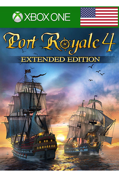 Port Royale 4: Extended Edition (USA) (Xbox One)