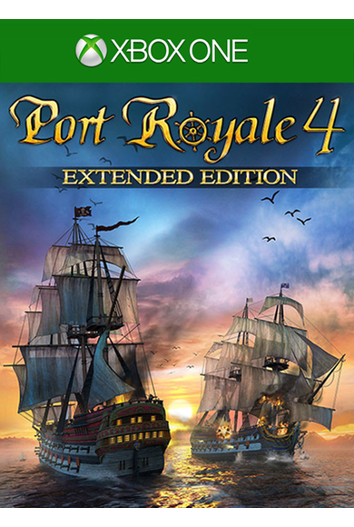 Port Royale 4: Extended Edition (Xbox One)