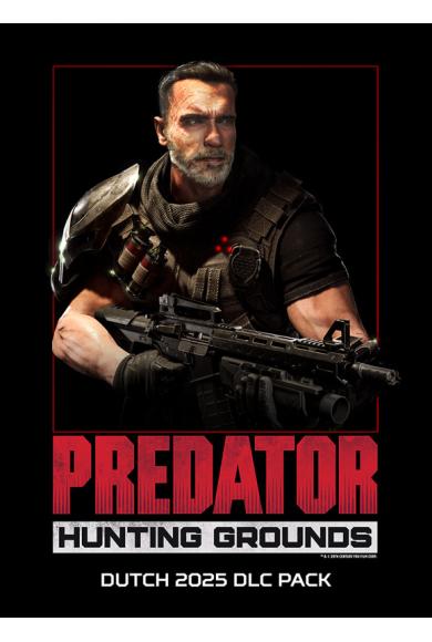 Predator: Hunting Grounds - Dutch 2025 DLC Pack