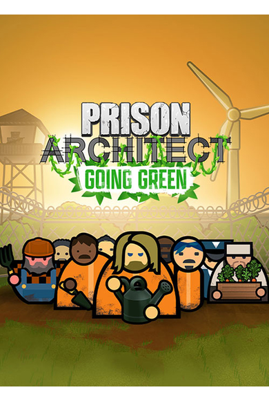 Prison Architect - Going Green (DLC)