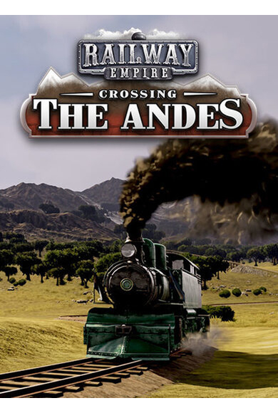 Railway Empire: Crossing the Andes (DLC)