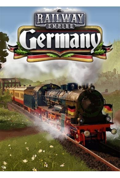 Railway Empire: Germany (DLC)