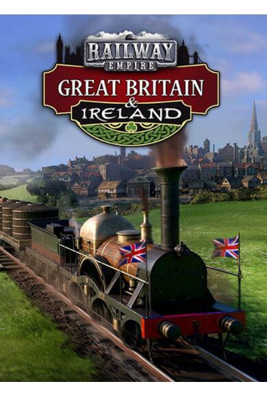 Railway Empire: Great Britain & Ireland (DLC)