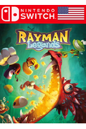 Rayman Legends - Definitive Edition (USA) (Switch)