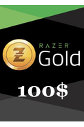 Razer Gold Gift Card 100$ (USD)