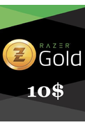 Razer Gold Gift Card 10$ (USD)