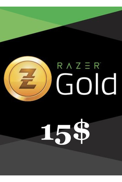 Razer Gold Gift Card 15$ (USD)