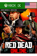 Red Dead Online (USA) (Xbox One / Series X)