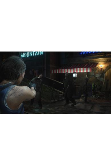 Resident Evil 3: Raccoon City (Xbox One)